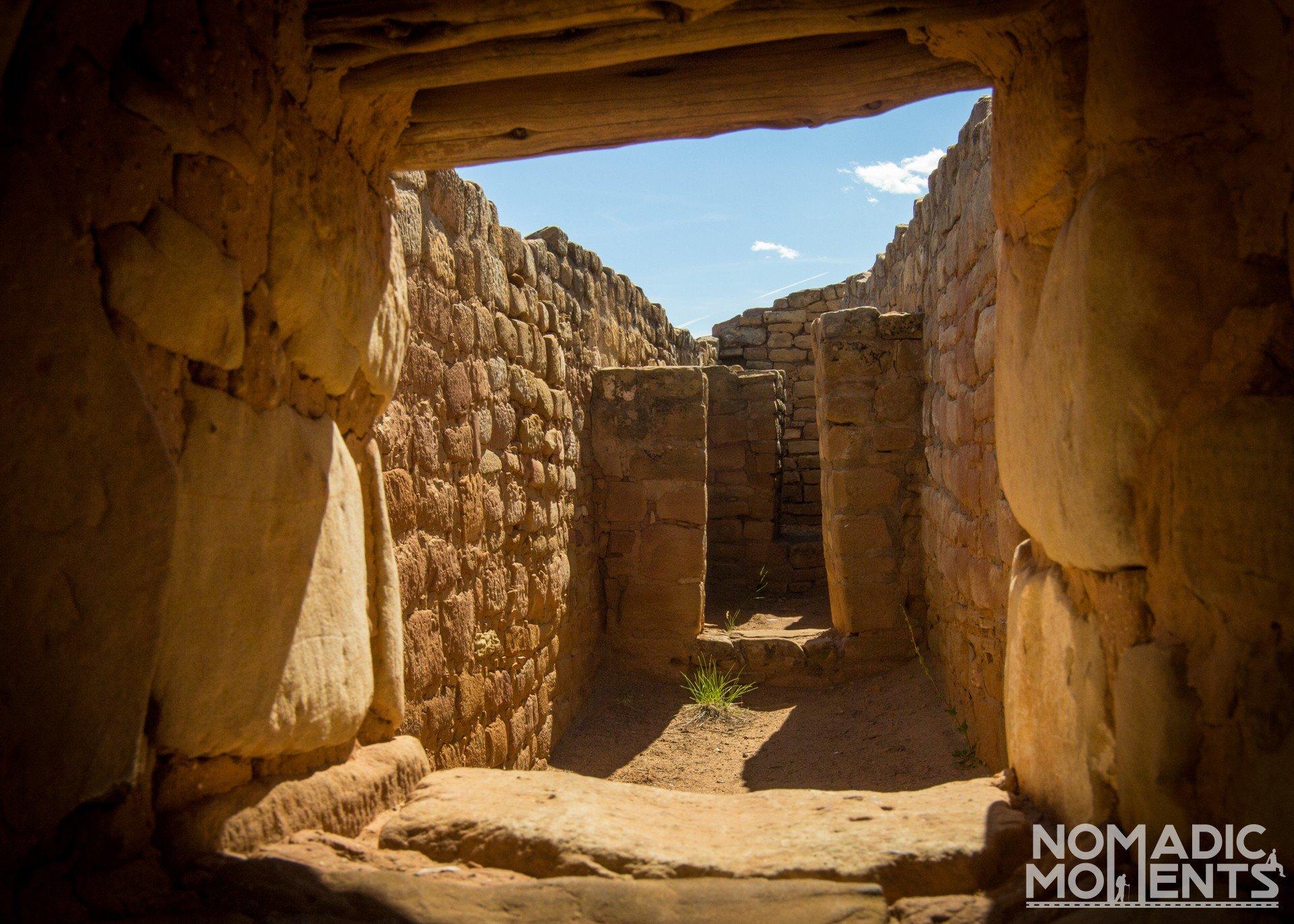 The Sun Temple at Mesa Verde