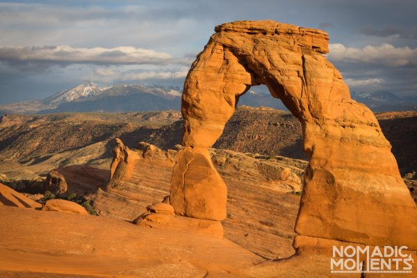 Delicate Arch - Best Hikes in Arches