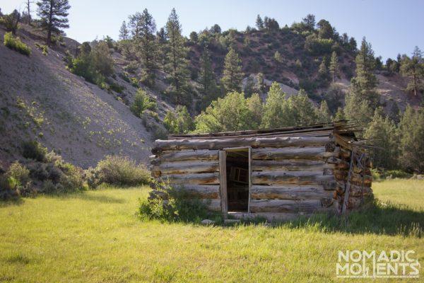 Bulloch's Cabin.