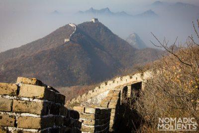 The Mountains of Jiankou