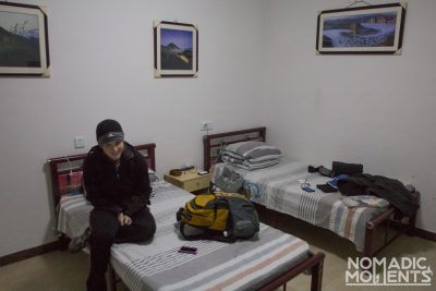 The Room at Zhao's Hostel