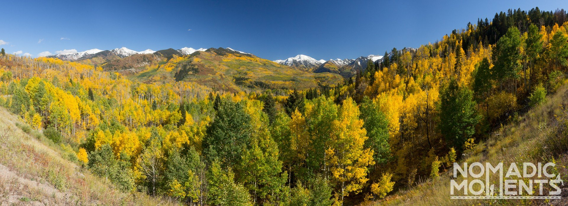 McClure Pass on Colorado's Best Autumn Road Trip