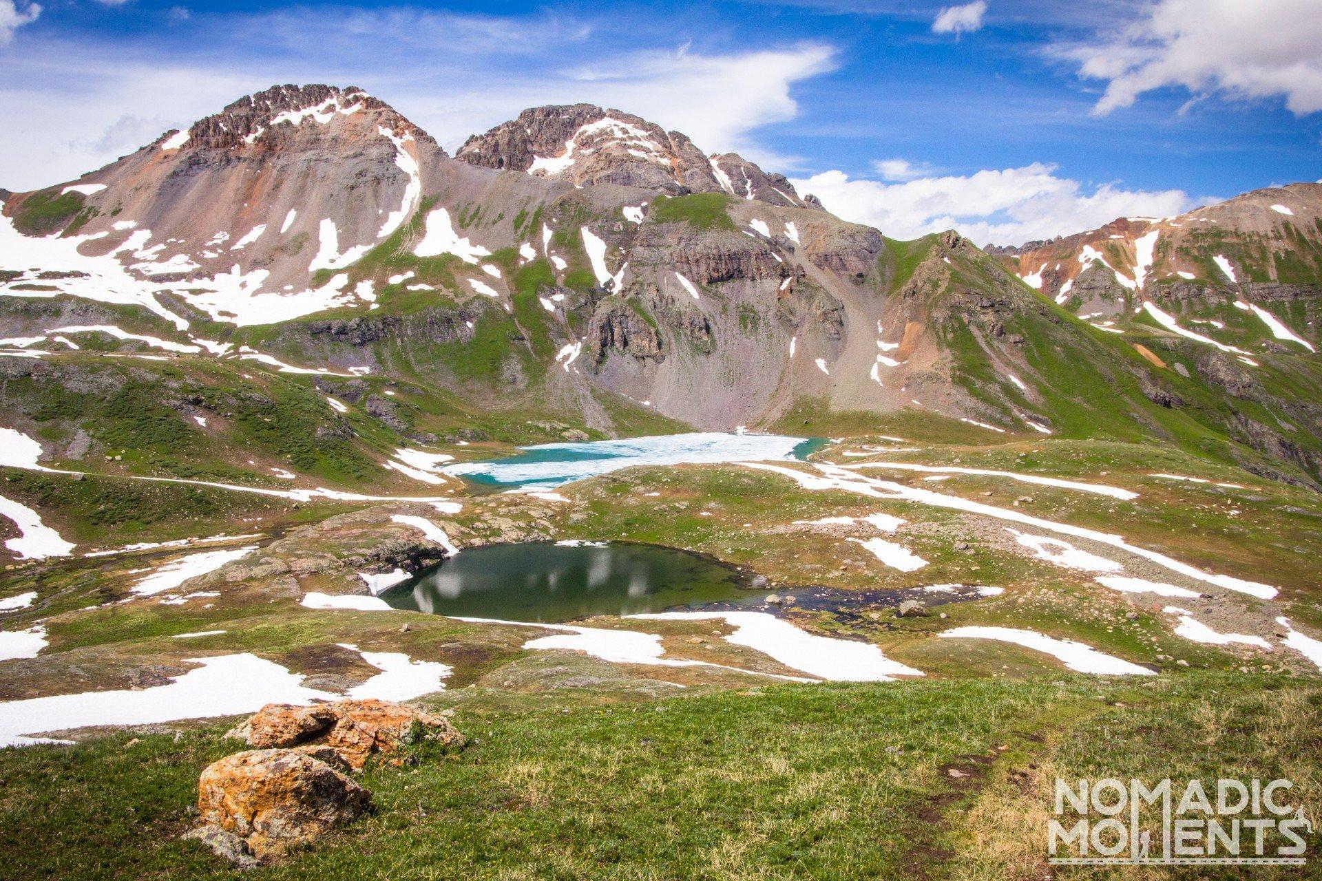 Upper Ice Lake Basin