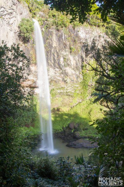 New Zealand Bridal Veil Falls