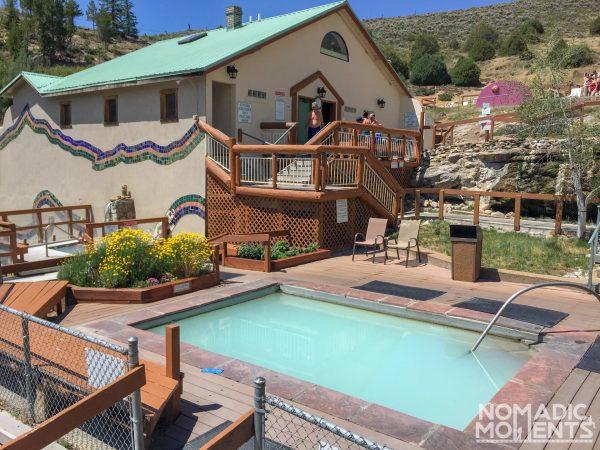 The hot Springs Resort