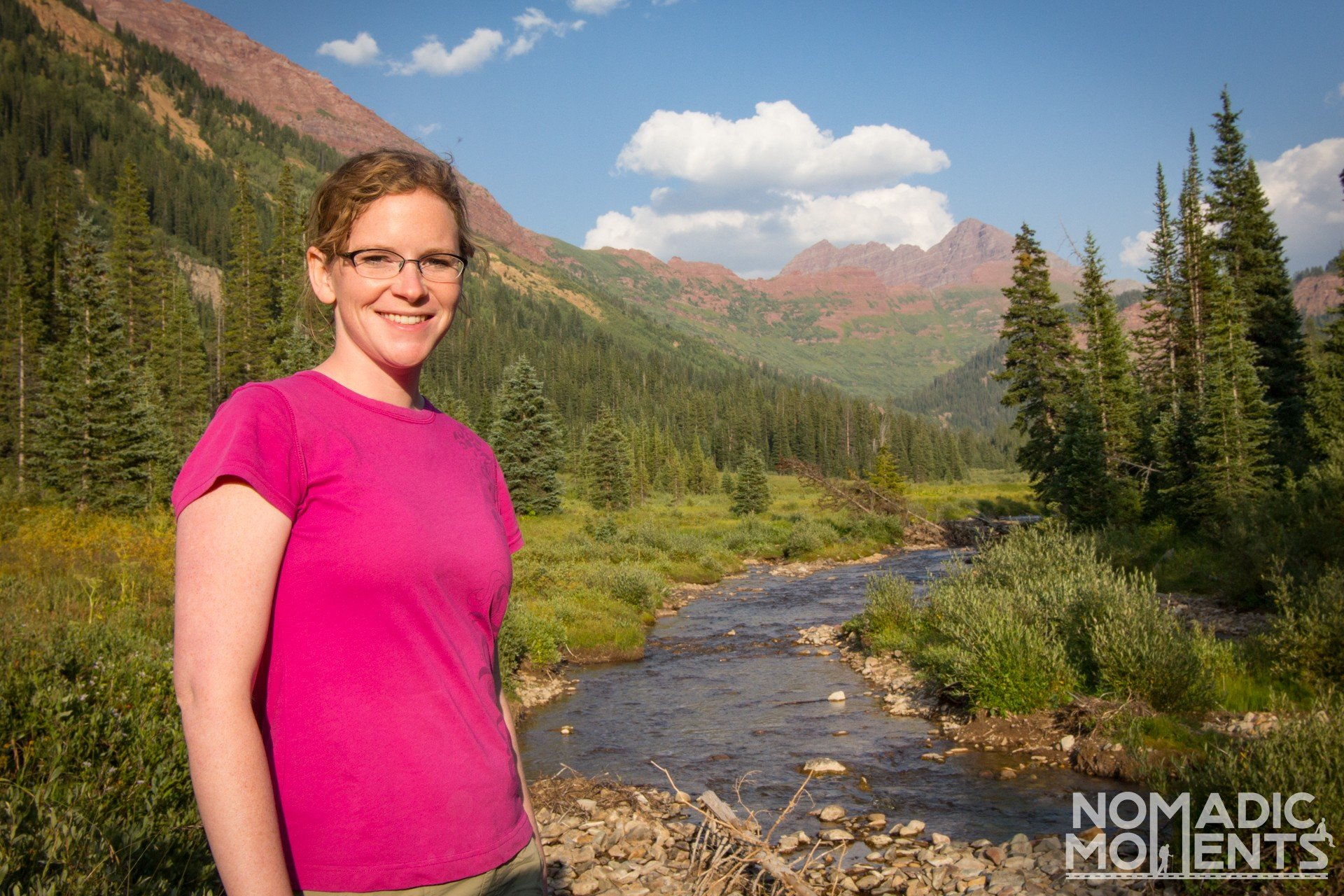 Hiking the Four Pass Loop - Day 2 - Nomadic Moments