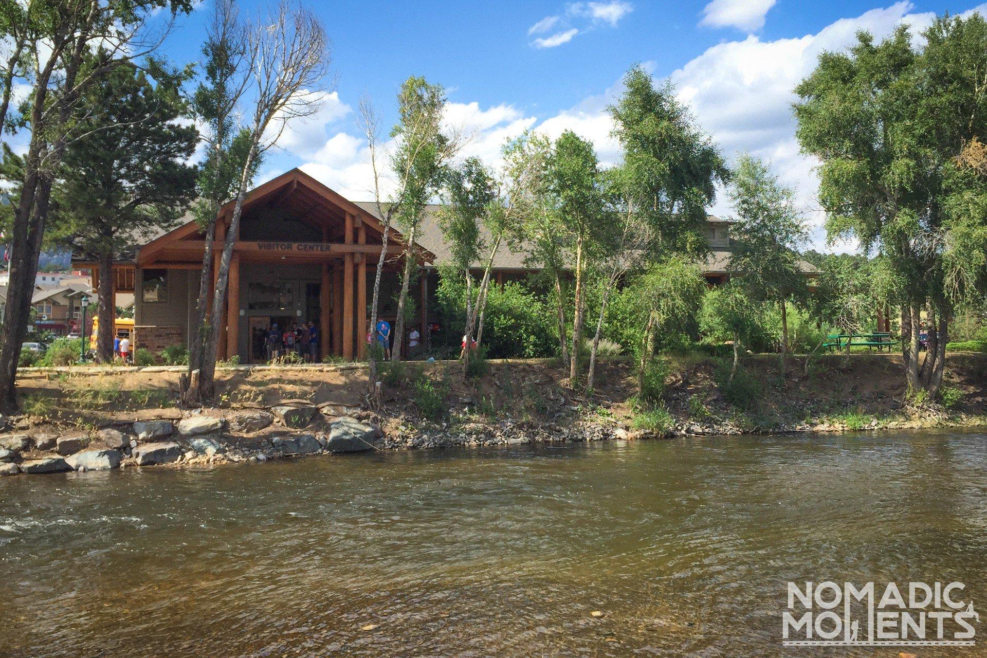Guide to Estes Park Visitor Center