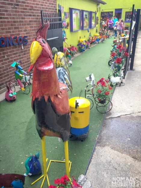 Estes Park Rooster