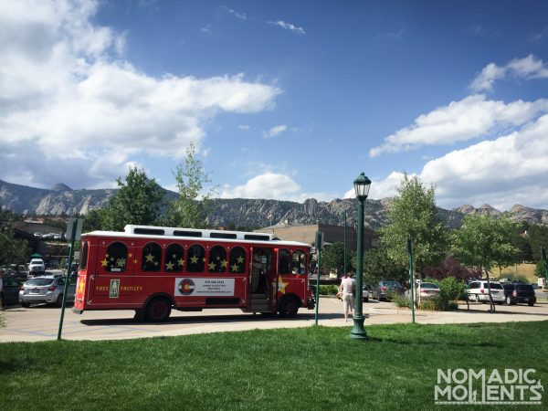 Guide to Estes Park Trolley