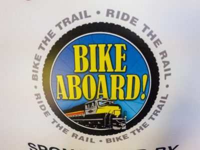 Visiting Cuyahoga Valley and the Bike Aboard train