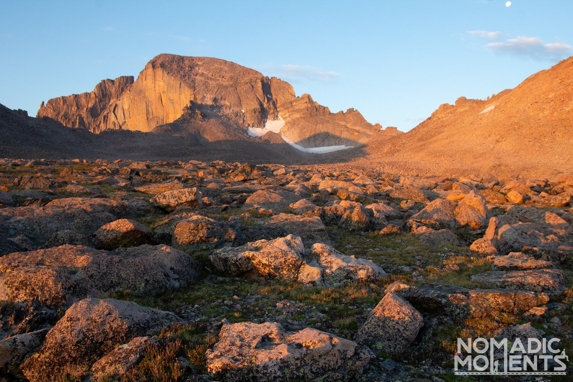 Longs Peak is the most extreme of the best trails in Rocky Mountain National Park.