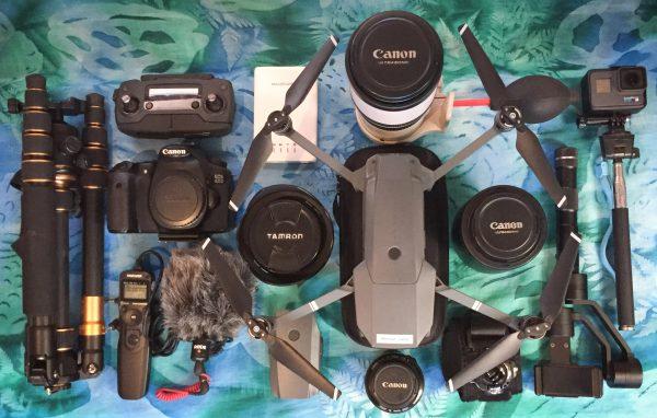 Nomad Camera Gear