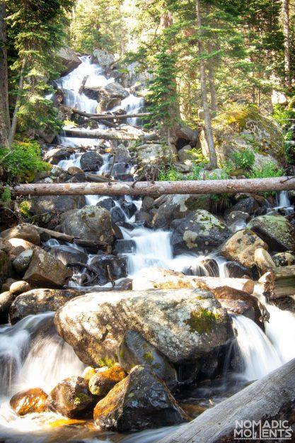 The Calypso Cascades