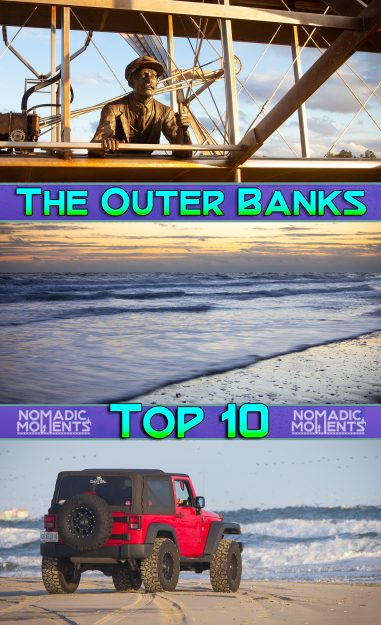 Visiting the Outer Banks Top 10