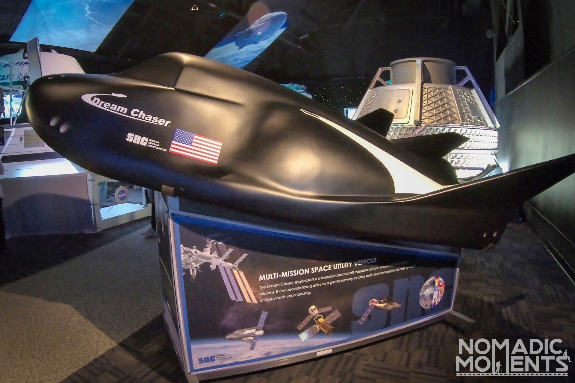 Dream Chaser Shuttle
