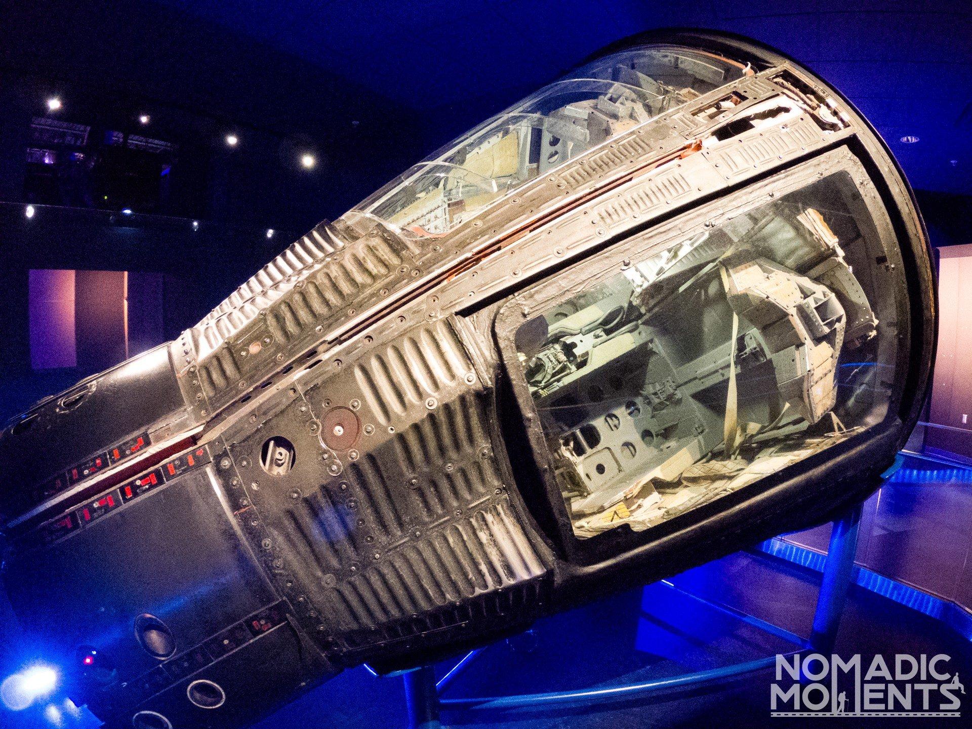 Gemini IX Capsule