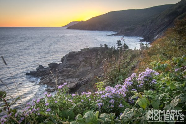 Meat Cove Campground Sunrise