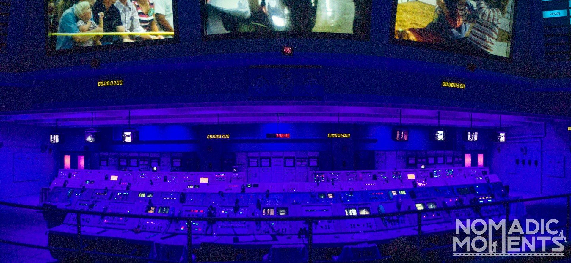 Kennedy Space Center Saturn V Firing Room