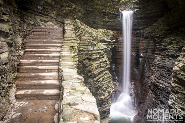 Stairway to Cavern Cascade