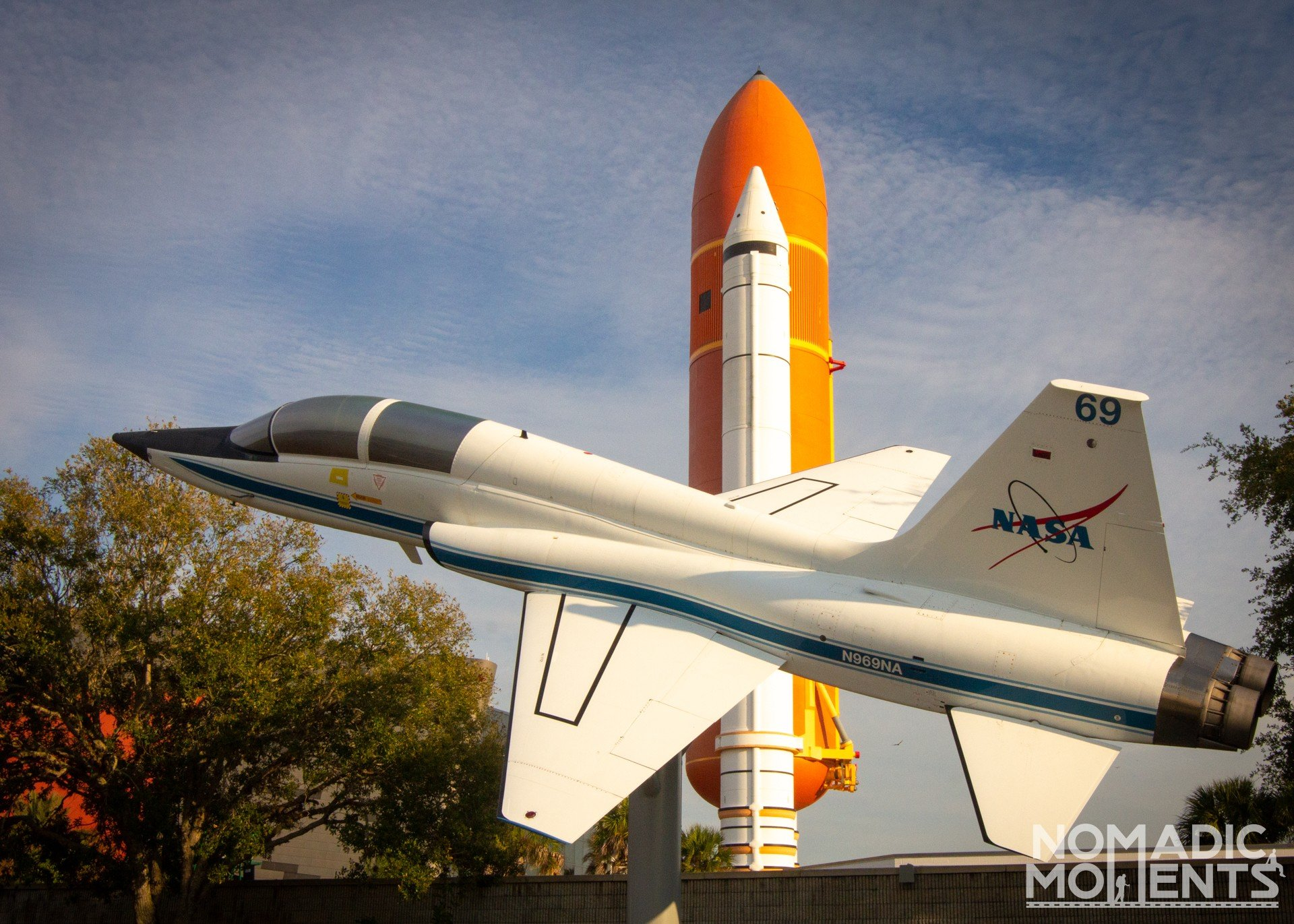 Visiting the Kennedy Space Center