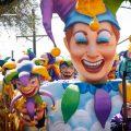 New Orleans Mardi Gras Float