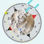 Peak Visor app compass