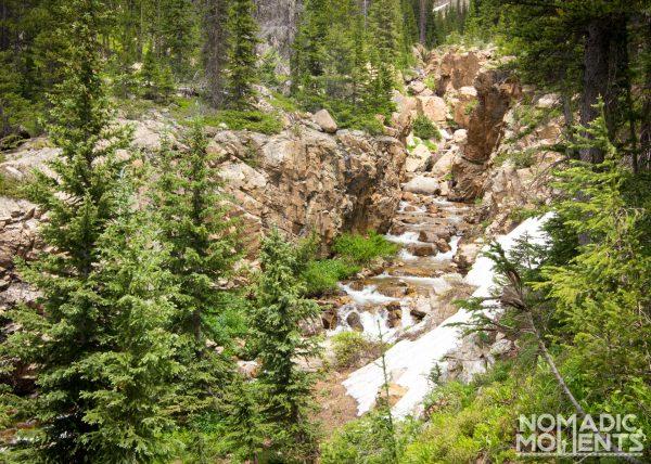 Shallow Buchanan Creek Gorge