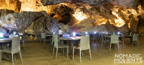 Carlsbad Caverns Lunch Room
