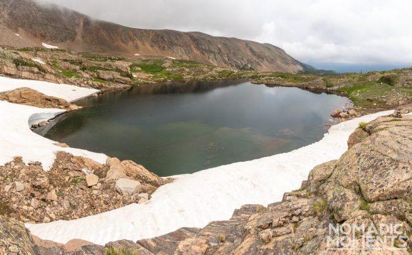 Rocky Mountain National Park's Lion Lake #2