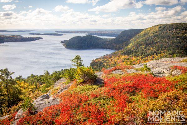 Acadia Mountain View