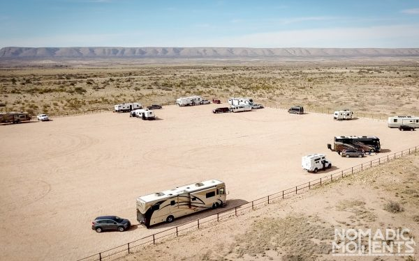 Traveling full-time and Boondocking for free