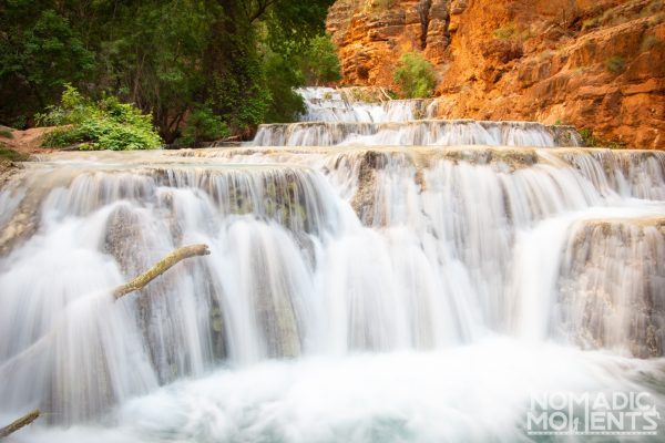 This Havasu Falls Guide includes Beaver Falls