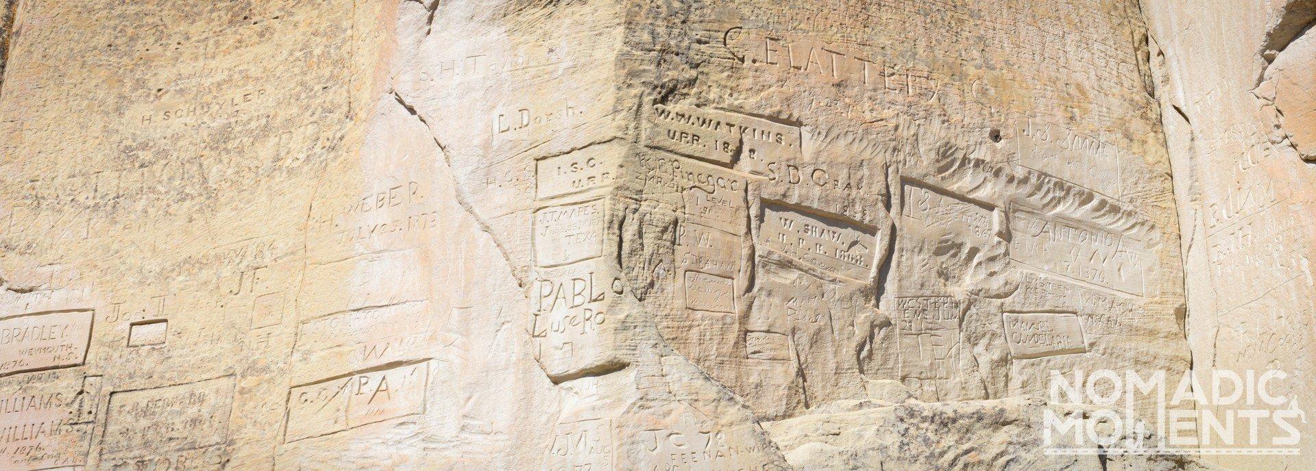 Sandstone Signatures