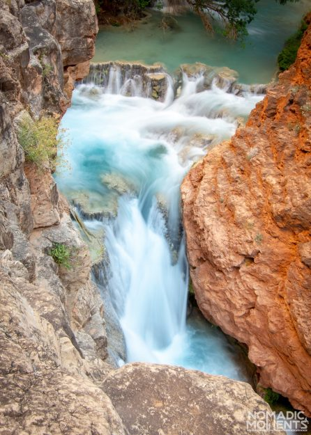 Havasu Creek Flows towards the Colorado River