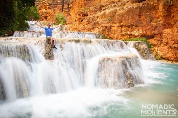 Hiking Beaver Falls