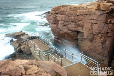 Acadia National Park's Thunder Hole