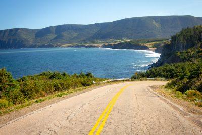 Cape Breton Island Road