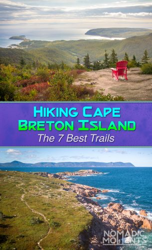 Hiking Cape Breton Island