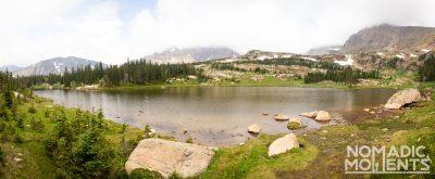 First Lion Lake RMNP