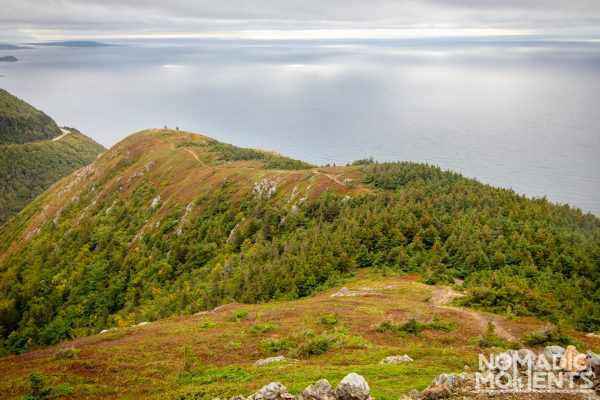 Hiking Cape Breton Highland's Skyline Trail