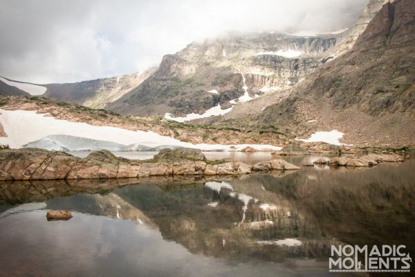 Snowbank Lake