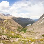 Hiking Thunder Lake & Lake of Many Winds in Rocky Mtn. National Park