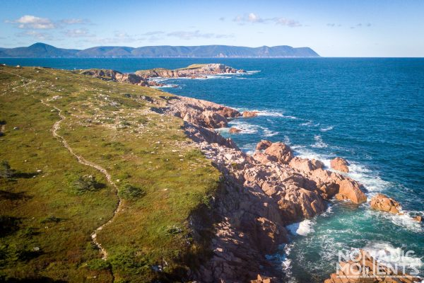 Hiking Cape Breton Island's White Point Trail