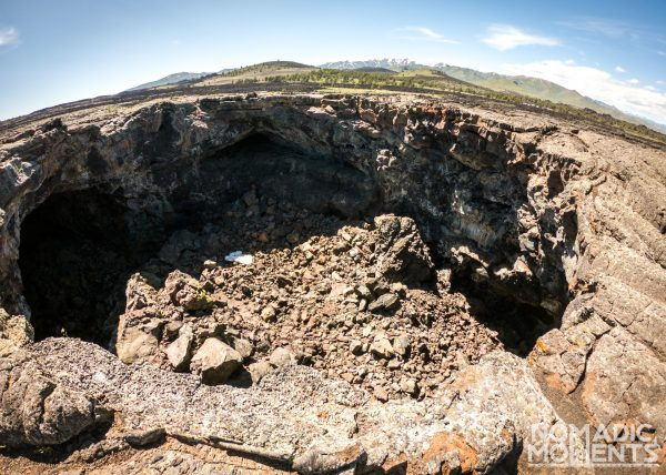 Craters of the Moon Lava Caves