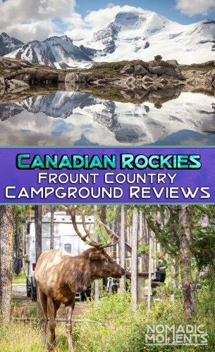 Canadian Rockies Campgrounds