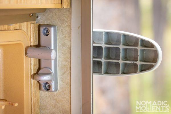 Milenco Locked