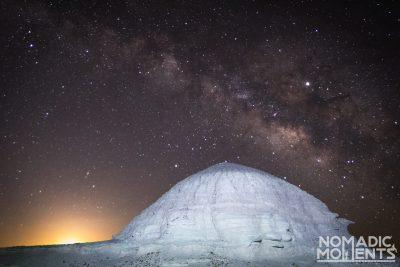 Milky Way & the Badlands