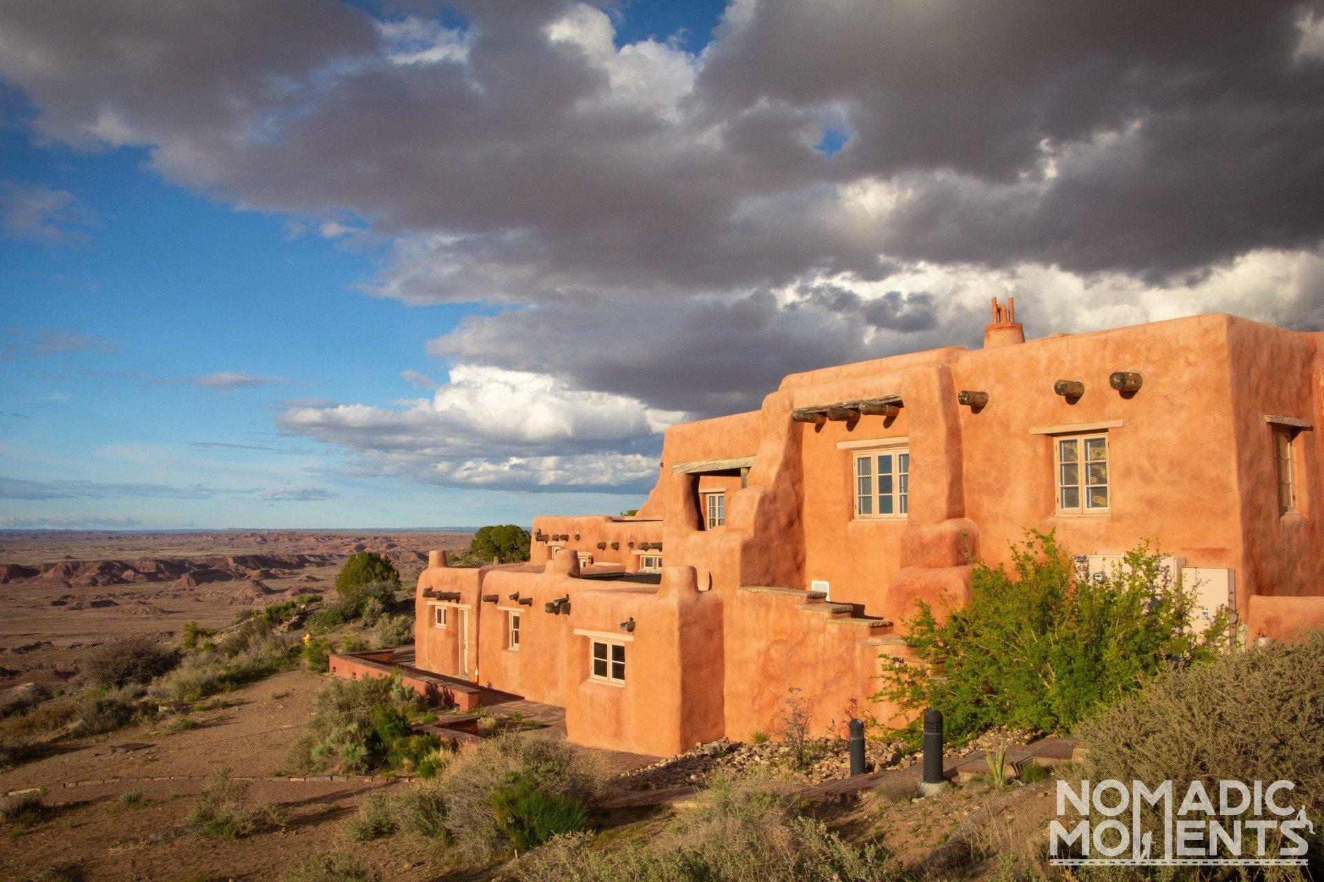 Painted Desert Inn