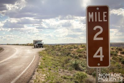 Petrified Forest Mile 24