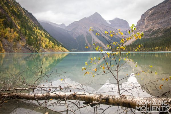 Autumn at Kinney Lake